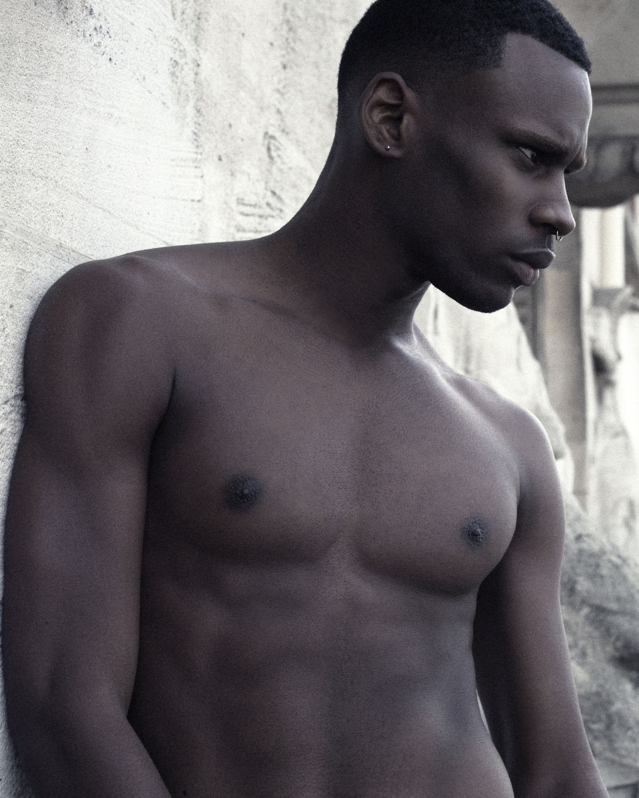 black-boys:  Axel Serine by Jiès Cléodore | OOB Magazine  Marry me