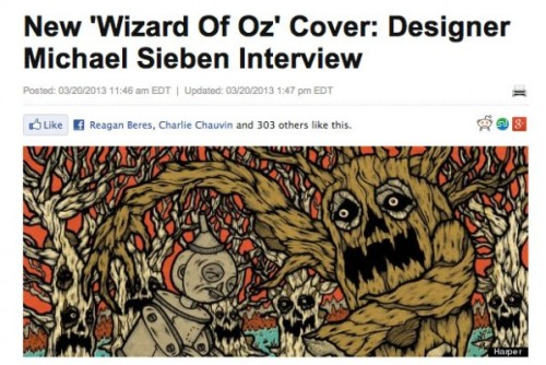 Many thanks to the Huffington Post for the recent Under The Covers interview about The Wonderful…View Post