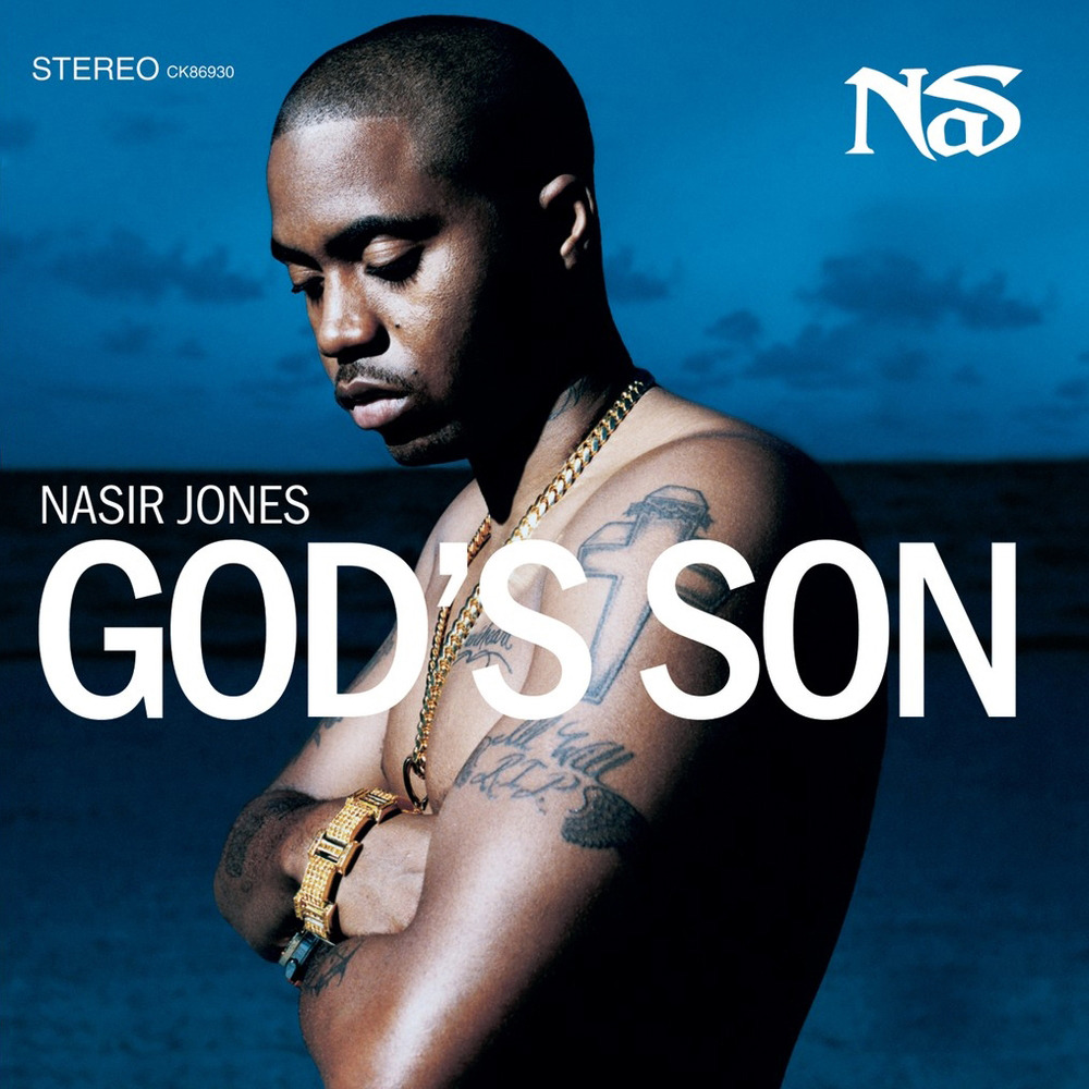 10 YEARS AGO TODAY |12/13/02| Nas released his sixth album, God's Son, on Columbia Records.