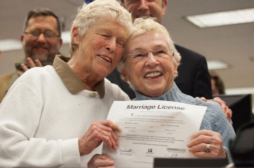 Check out the horror that ensued when Washington State began issuing marriage licenses to same-sex couples.