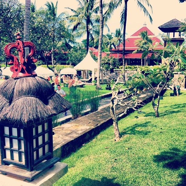 Our #hothouse #bali #intercontinental #jimbaran