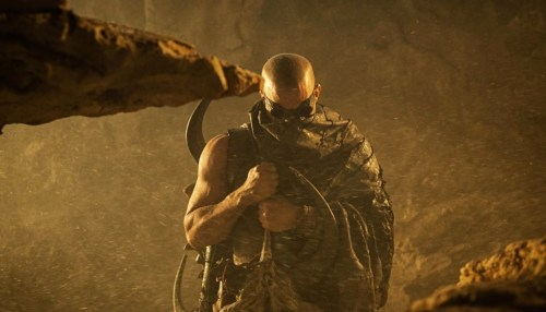 Mercs and Aliens and Riddick, Oh My! #Riddick2013View Post