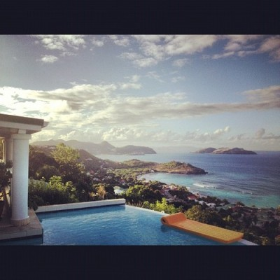 #stbarths #paradise #view by michaelbarnouin