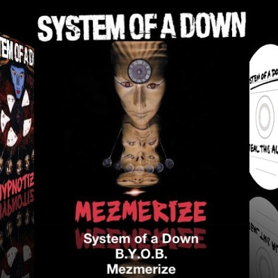 Today's Song #systemofadown #soad