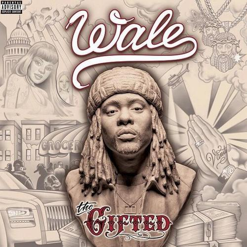 fuckyeahwale:  Here is the track list for The Gifted in stores June 25th  1. The Curse of the Gifted 2. LoveHate Thing (Ft. Sam Dew) 3. Sunshine 4. Heavin In the Afternoon 5. Golden Salvation (Jesus Piece) 6. Vanity 7. Gullible 8. Bricks 9. Clappers 10. Bad (Remix) 11. Tired of Dreaming 12. Rotation 13. Simple Man 14. 88 15. Black Heroes 16. Bad (Ft. Tiara Thomas) Pre order iTunes or CD Bundle
