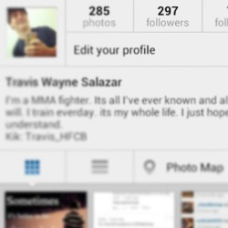 Im almost at 300 followers! #follow #followme #followback #followersneeded #happy #mma #toyota #redneck #shoutout #please #day #easter by travis_hfcb http://bit.ly/X6dUQE