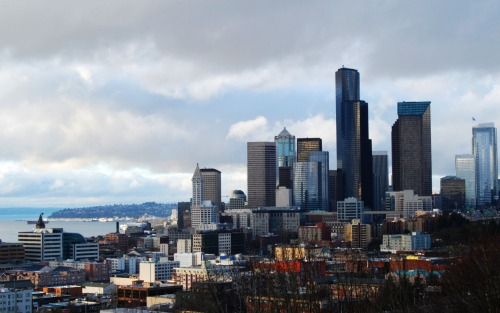 Seattle, Wa. Such a beautiful city. Man, it sure would be nice to live there.