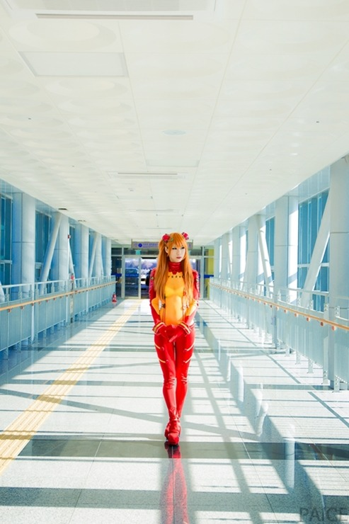 Daybreak as Asuka