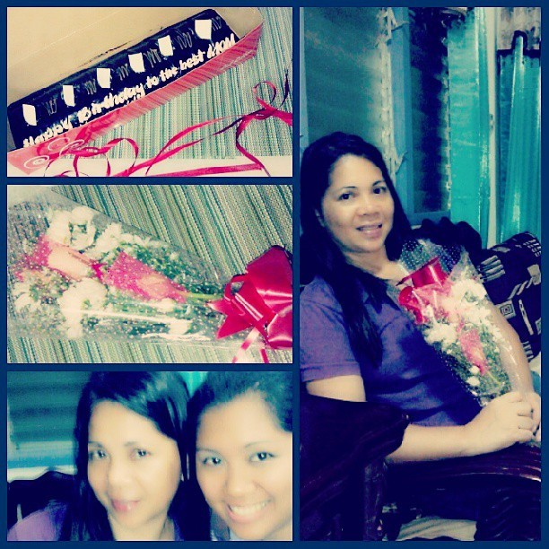 Happy Birthday & Happy Mothers Day to my Mamiyo! ♥
