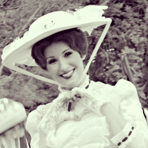 Mary Poppins.  #Marypoppins #jollyholiday #soundsational #mickeyssoundsationalparade #Disney #Disneyland