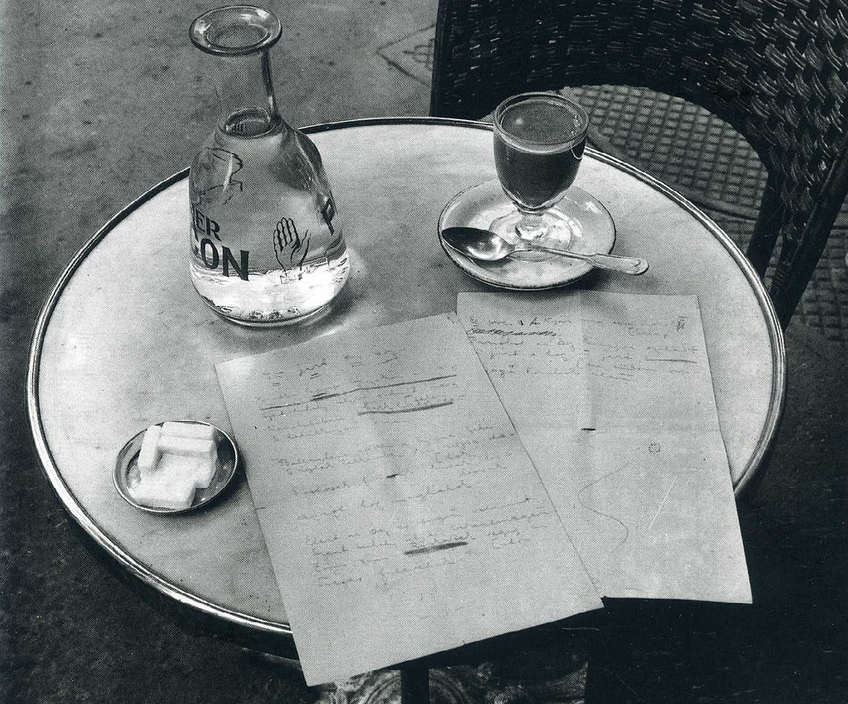 Paris, 1927  by Andre Kertesz