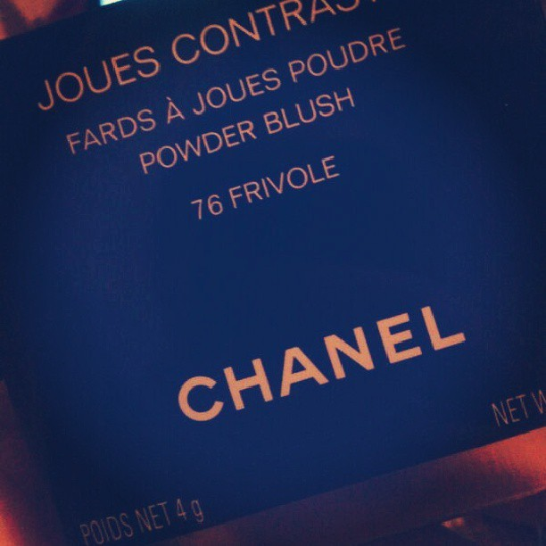 4gr :( so sad #chanel http://bit.ly/ZSMlIU