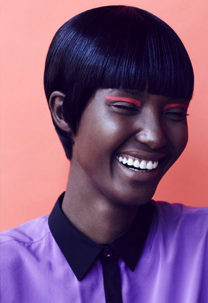 Fatima Siad test shot~ America (10) ~by Pascal Demeester