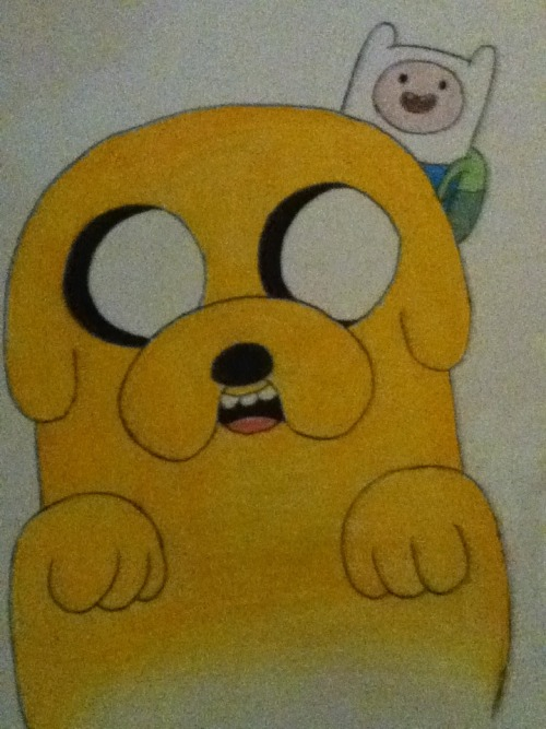 atdawnweriseup:  Finn and Jake