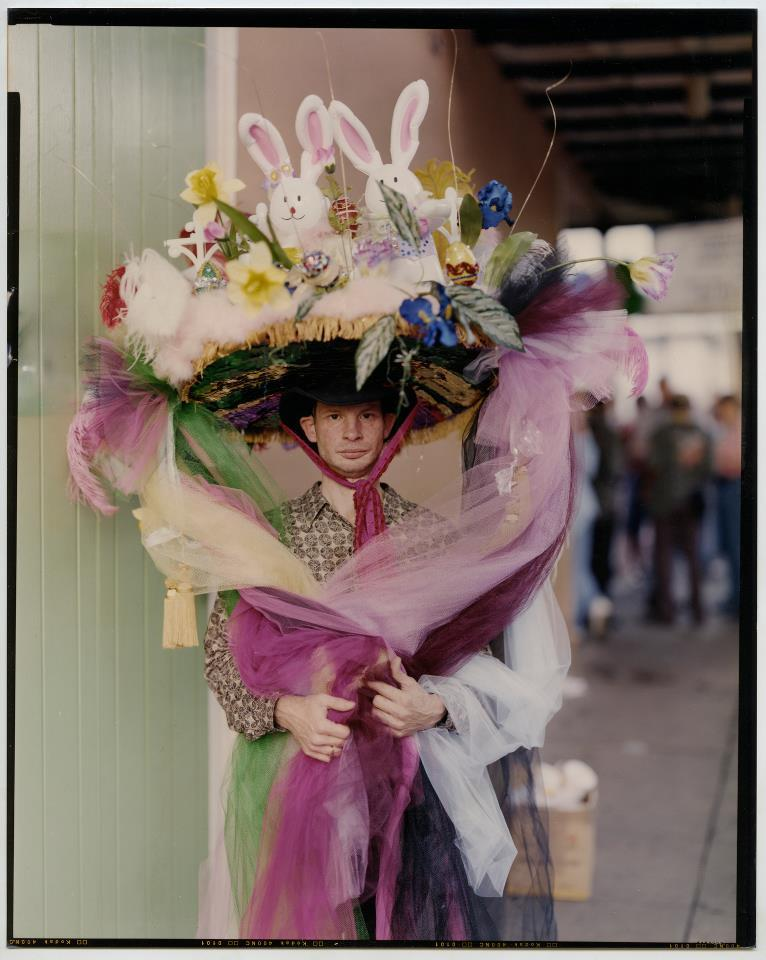 Alec Soth, Easter Parade, New Orleans, 2001