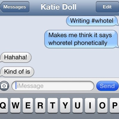 I love my friends. @katiedoll1979