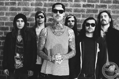 BETRAYING THE MARTYRS in the Studio, Recording their second full length album in Los Angeles. #btm2K13 Picture: Mathias Fau. http://www.mathiasfau.com/blog-52-betraying-the-martyrs-in-studio.html