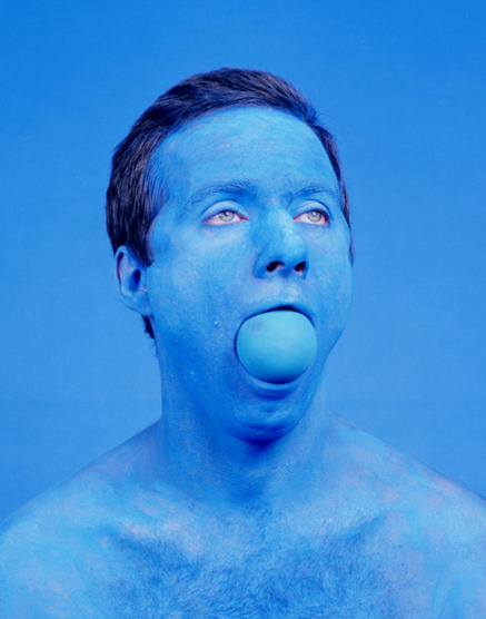 David Benjamin Sherry, Blueballs (2009).