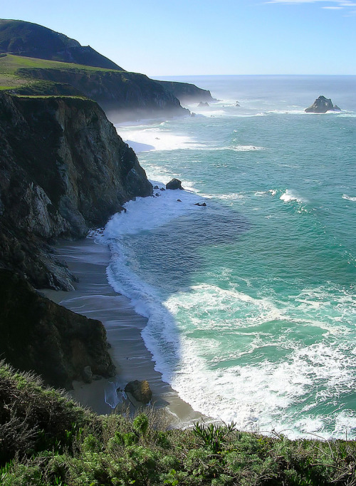 senerii:  California Pacific Coast (By Jamie Scearce)