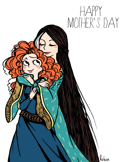 robun:  Happy Mother's Day!