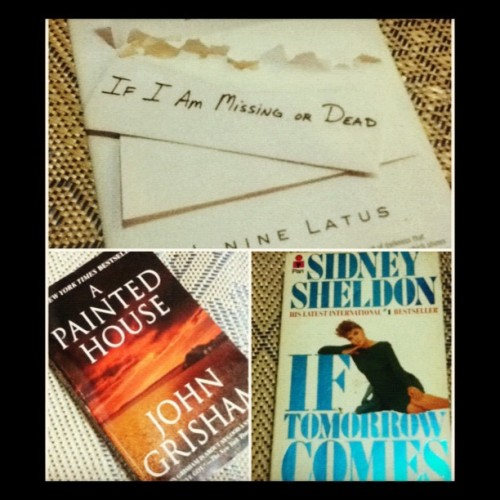 Happy kid! New books to read  #booksale #goodreads #books #sidneysheldon #johngrisham #janinelatus #instabook #happy