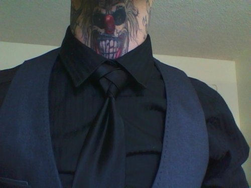 playboy13-demon:  A teaser for you guys this is called the eldridge knot. boys this is how you look like a man. bet you didn't know i was suit cultured. what you know about his knot?