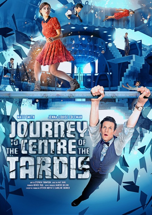 When and where is Doctor Who on this weekend? (Journey to the Centre of the TARDIS Edition)   The international air times are as follows: Doctor Who: Journey to the Centre of the TARDIS airs 27th April! UK - 6.30pm on BBC One and BBC One HD USA - 8pm EDT / 7pm Central on BBC America Canada - 8pm ET/5pm PT on SPACE Australia - Sunday, 28th April at 7.30pm on ABC1. Poland - Sunday, 28th April at 6.00pm CEST (translation) on BBC Entertainment Polska. South Africa - Sunday, 28th April at 7.00pm SAST on BBC Entertainment South Africa. New Zealand: Thursday, 9th May at 8.30pm on Prime.Program your TARDISes accordingly