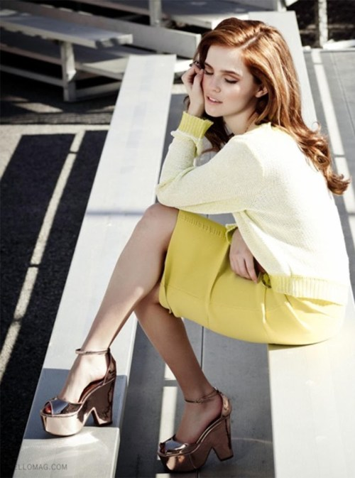 ♥ Zoey Deutch for Bello Magazine