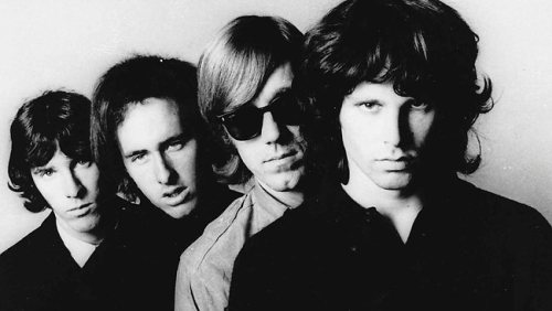 [L-R: John Densmore, Robbie Krieger, Ray Manzarek and Jim Morrison of The Doors.] Ray Manzarek - one of Rock 'n' Rolls most influential keyboardists - has lost his battle with cancer at age 74. Thanks for some of the most memorable riffs in rock'n'roll. Now you can get back to jammin' with Jim. RIP legend.