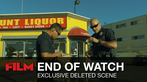 Watch an exclusive deleted scene from End Of Watch End Of Watch, 2012's grittiest cop thriller, hits Blu-ray and DVD soon, and we've got our hands on an exclusive deleted scene from the film…