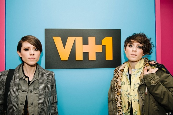 liquorinthefront:  Tegan and Sara, photographed by Lindsey Byrnes