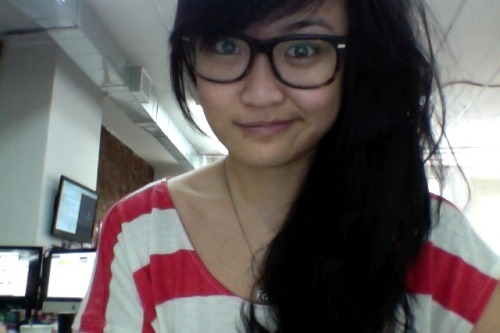 Er… I inadvertently dressed like Where's Waldo today.