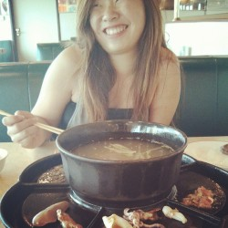 @13ecxy Shabu kbbq (at Cocary KYS Restaurant)