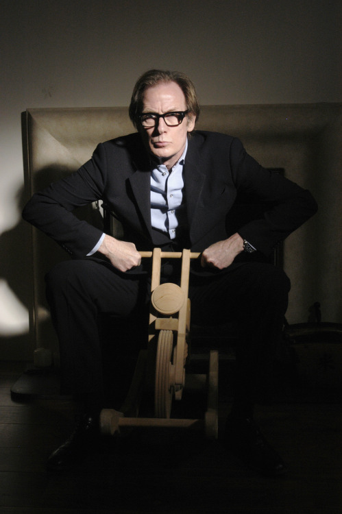 Bill Nighy by Cambridge Jones