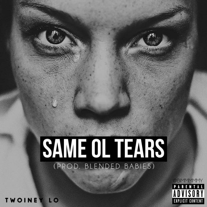 hiphopsince1987:  Twoiney Lo – Same Ol Tears (Prod. By Blended Babies)  Listen to Twoiney Lo dry the 'Same Ol Tears' on his latest Blended Babies produced single below.