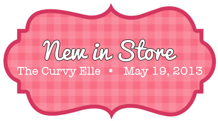 New in Store at The Curvy Elle Shop for this week!  <— New Post! Click to View!