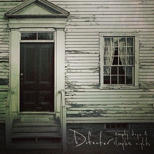 All I've been listening to for the past few days. #defeater #music