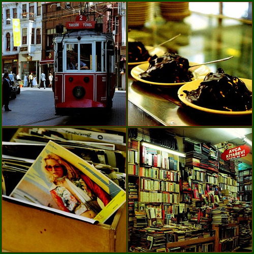 booksandtea:  beyoglu kimin oglu by nilgun erzik on Flickr.