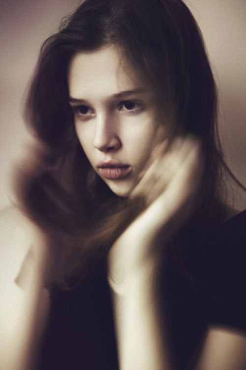backspaceforward:  Anais Pouliot @ Trump Management by Billy Kidd