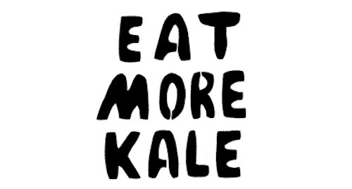 yumomnomnom:  Kale is the most nutritionally dense leafy green