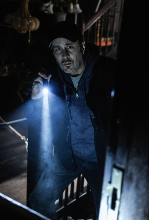 1x14 The Deductionist Terry Kinney as Howard Ennis