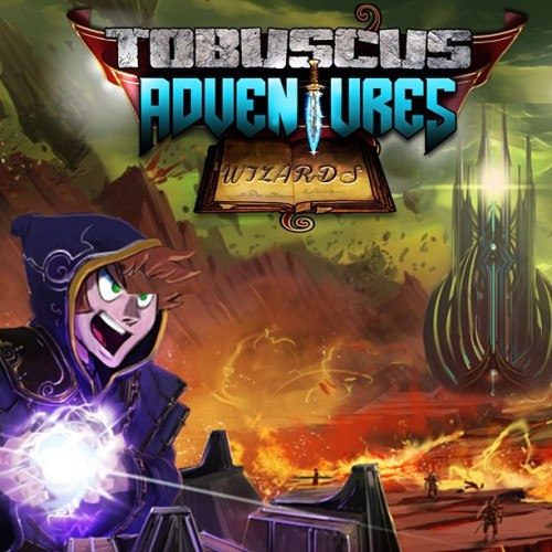 love the Tobuscus Adventures Game art. This is probably the game title screen http://www.igg.me/at/tobuscus