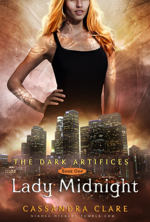 The Dark Artifices - Lady Midnight [X]