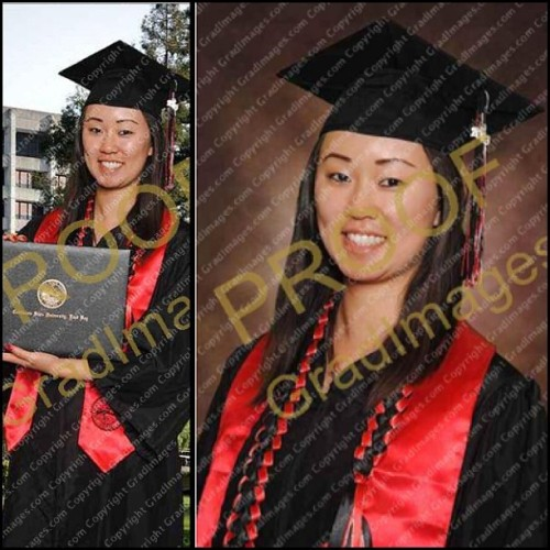 My proofs finally came in! One more month until graduation! 🎓
