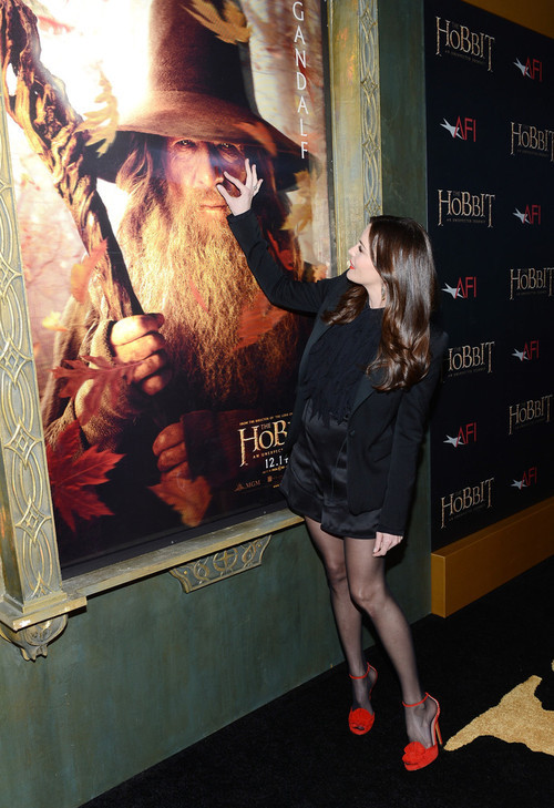 gasstation:  Liv Tyler at the NYC Premiere of The Hobbit: An Unexpected Journey, December 6th