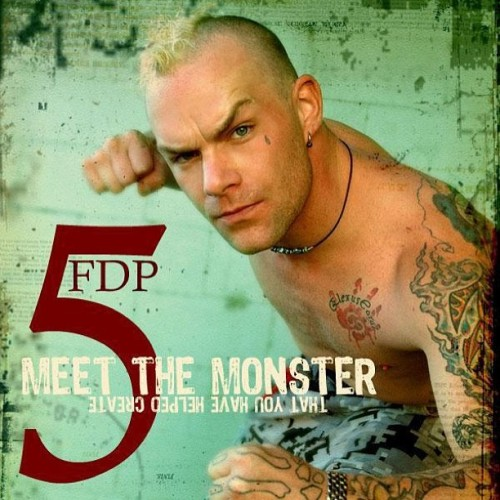 #ThrowbackThursday: one of my shots of Ivan Moody (Five Finger Death Punch) for their debut, 2007.