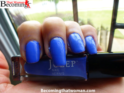 Nail of the Day Archive: Taylor by @julepmaven - a lovely cerulean blue. #julepmaven #nailpolish #notdView Post