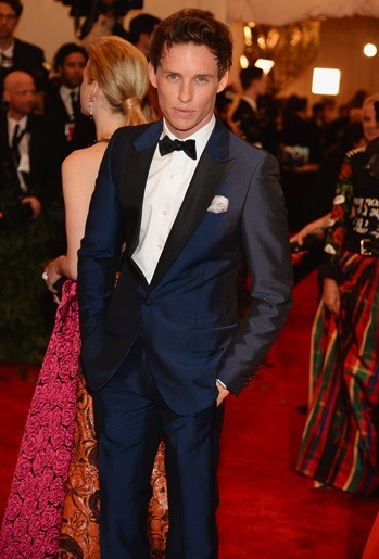 Met Ball Readers' Pick: Eddie Redmayne This year's awards season MVP continues to impress us with his style, and doesn't look to be slowing down anytime soon.