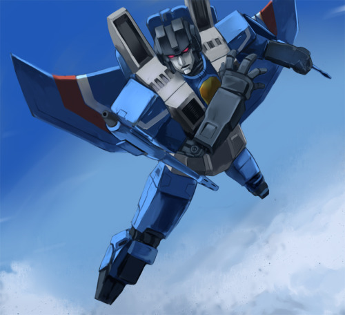 destron-destroyer:  Thundercracker by Iwaya