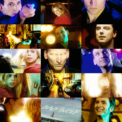 favorite dw episodes + the parting of the ways